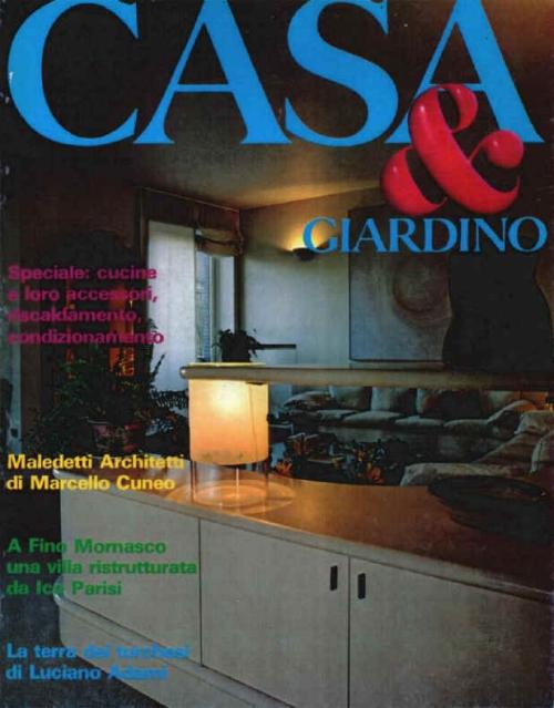 Articoli su riviste di arredamento for Riviste di arredamento casa