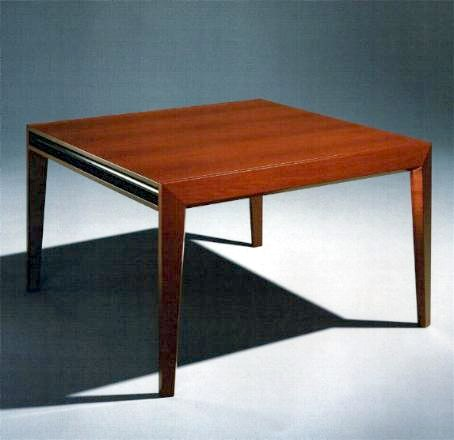 Giano extendable table - Marcello Cuneo